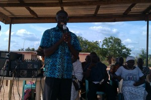 Mr. Ofori (a parent) gives his testimonty